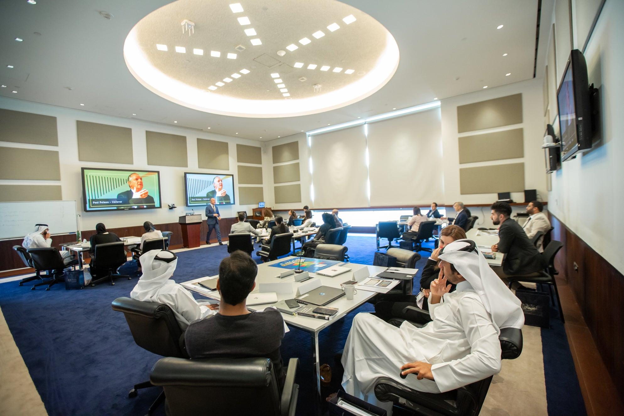 Executive Education Certificate Courses