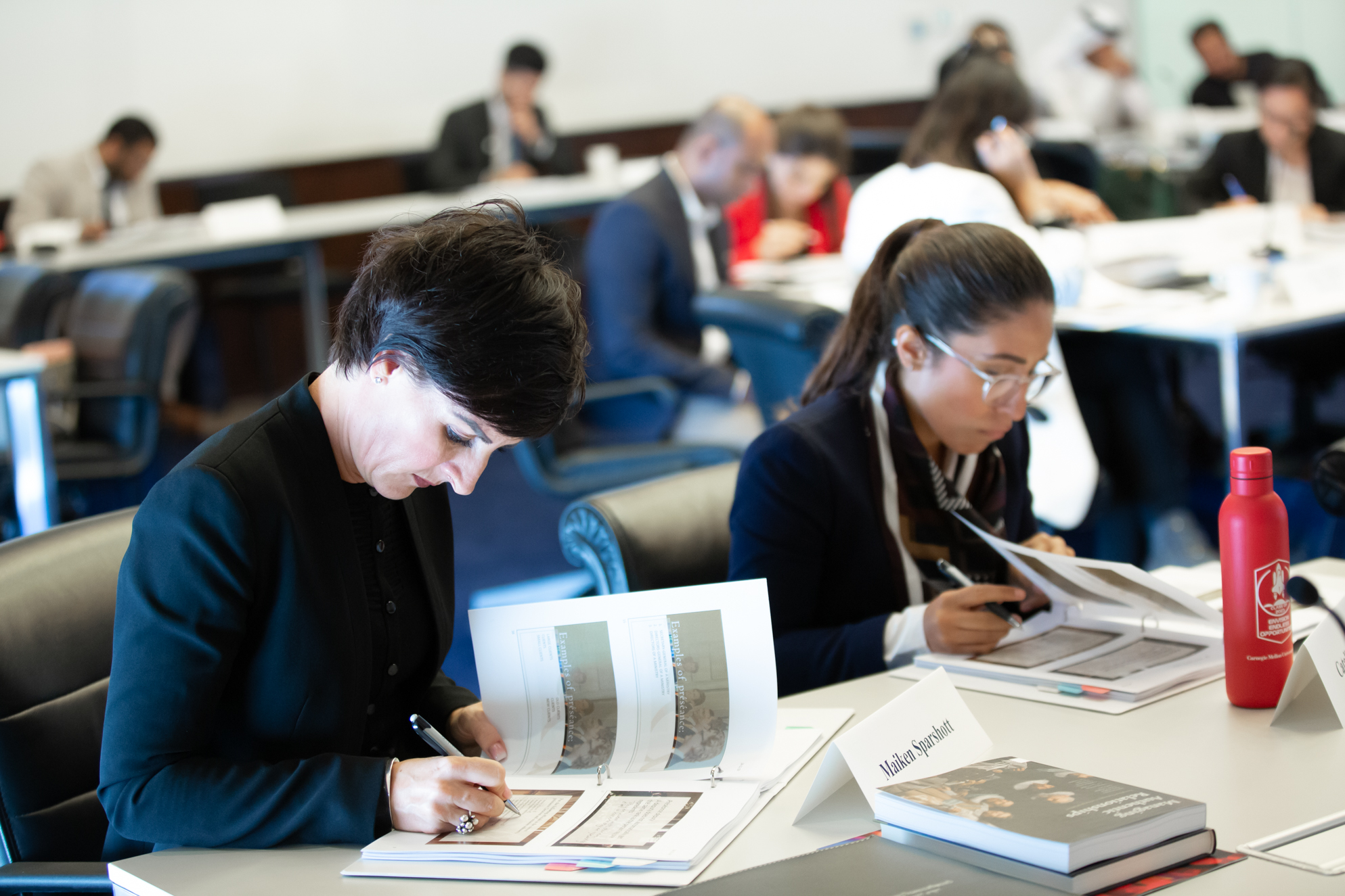 Diplomatic Education Workshop Series